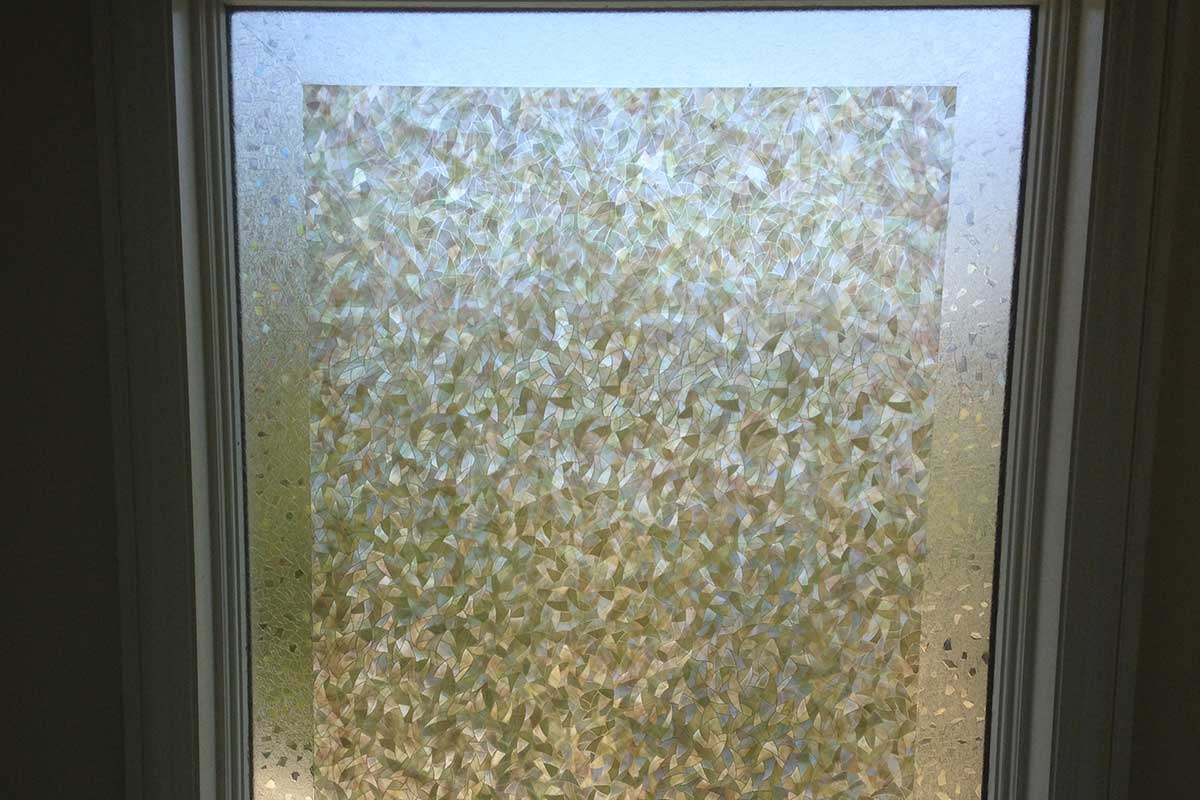 Residential Decorative Window Film For Privacy Deerfiled
