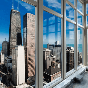 Chicago Window Tinting Service Solar Control image
